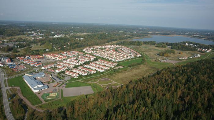 Жилищное строительство в Финляндии