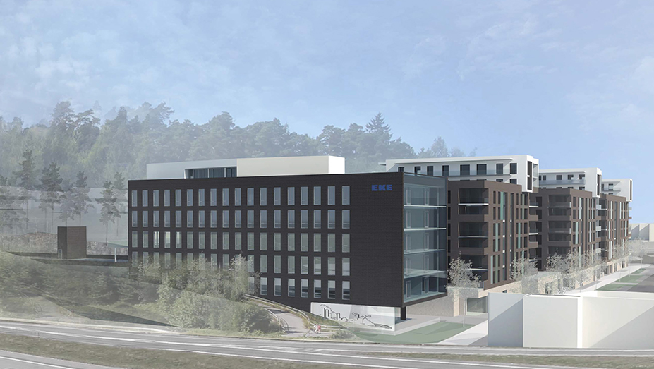 Piispanportin toimistokeskus