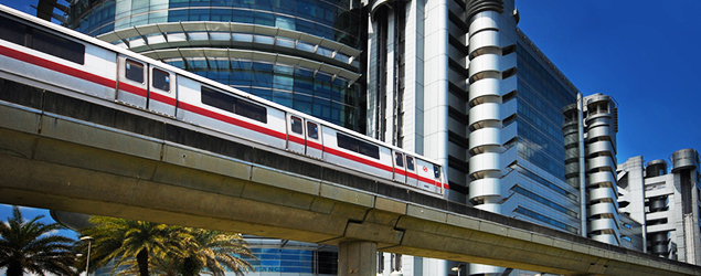 SRE selects EKE for mass rapid transit train overhaul