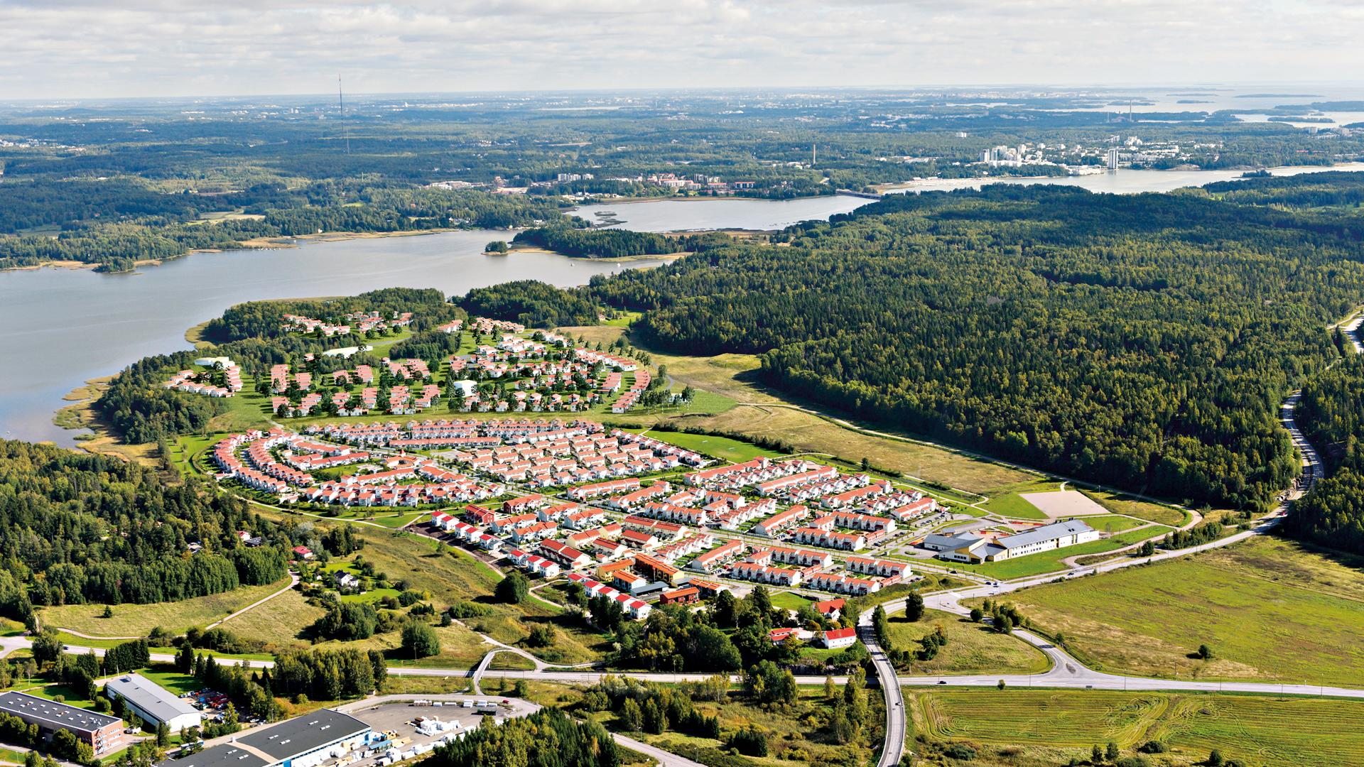 Sundsberg Kirkkonummi