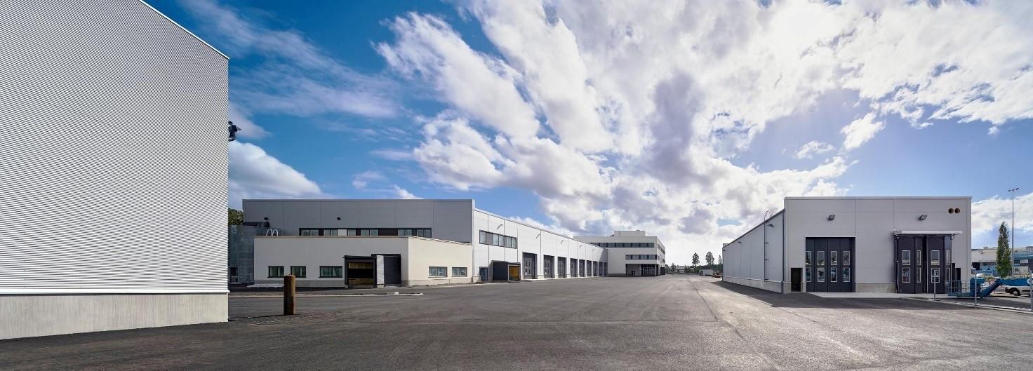 «Volvo Truck Center» сдан Заказчику в срок