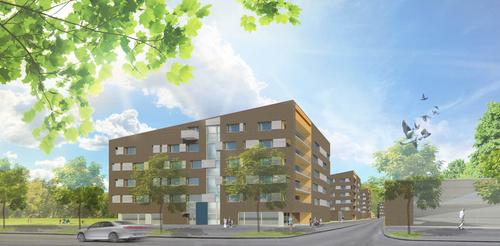 EKE lanseeraa joustavan ja edullisen loft-asuntokonseptin Vantaan Kivistössä
