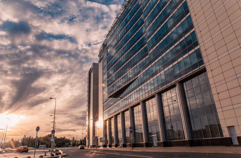 Pulkovo Sky Venäjän parhaiden businesskeskusten joukossa