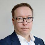 Antti Tikkanen, CFO. EKE-Finance Oy